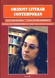 Revista CONTEMPORARY LITERARY HORIZON - ORIZONT LITERAR CONTEMPORAN