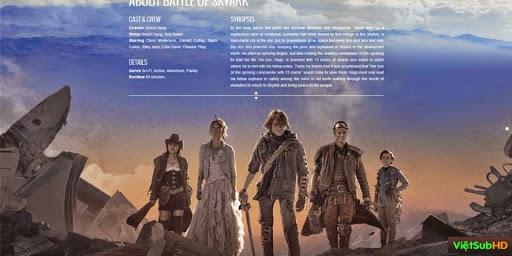 Phim Cuộc Chiến Sống Còn VietSub HD | Battle For Skyark 2015