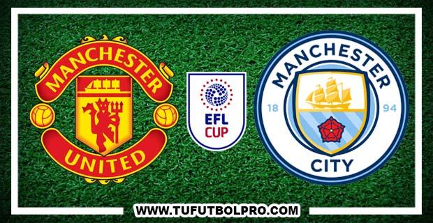Ver Manchester United vs Manchester City EN VIVO Por Internet Hoy 26 de Octubre 2016