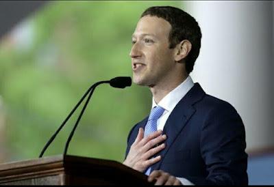Mark Zuckerberg Bersedia Lepas Saham Facebook Rp 168 Triliun
