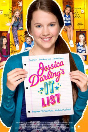 Poster Jessica Darling's It List 2016