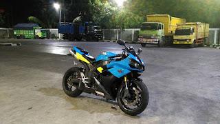 JURAGAN MOGE BEKAS : Forsale Yamaha R1 2008 NP - LUMAJANG
