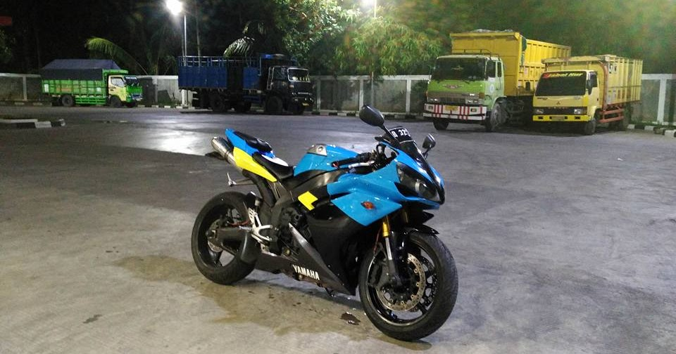 JURAGAN MOGE BEKAS Forsale Yamaha R1 2008 NP