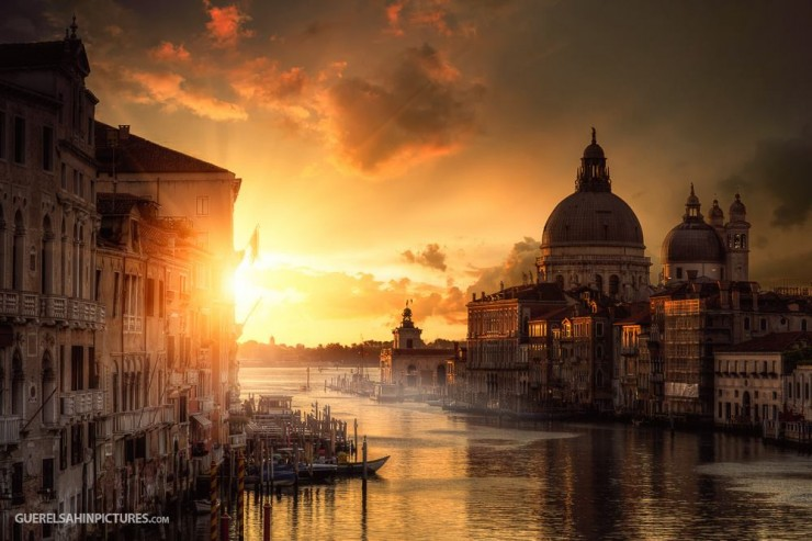 20 Spots In Europe You Must See Before You Die - The Grand Canal, Venice, Italy