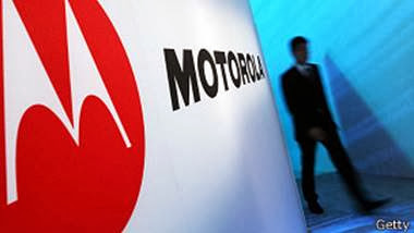 Google vende Motorola a la china Lenovo