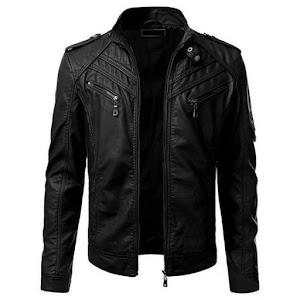 Jual Jaket Kulit Asli Garut Pria Domba Original Brida Leather M10 | WA 08813430588
