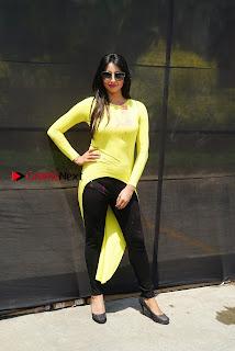 Actress Sanjana Galrani High Definition Pos at Holi Celebrations  0021.jpg