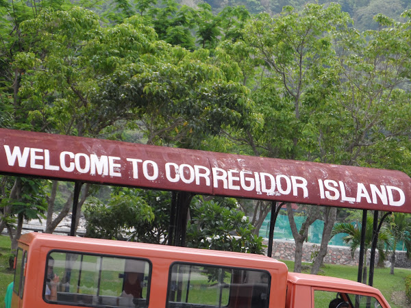 My Corregidor Historical Adventure Trip