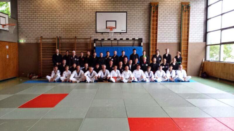 Gimnasio han kuk hapkido taekwondo mayo 2014 for Gimnasio telde