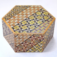 6-Step Hexagon Puzzle Box