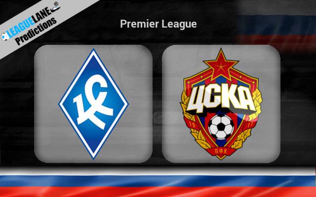Nhận định Krylya Sovetov vs CSKA Moscow, 23h00 ngày 31/7/2018