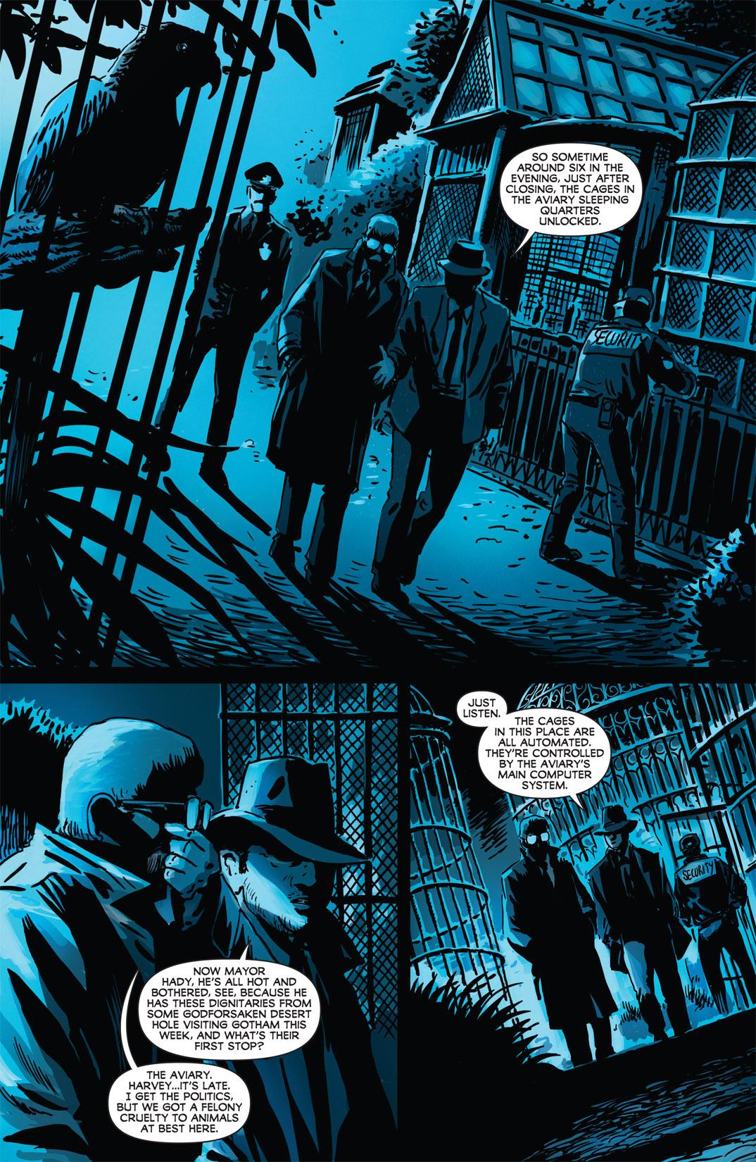 Detective Comics (1937) 871 Page 23