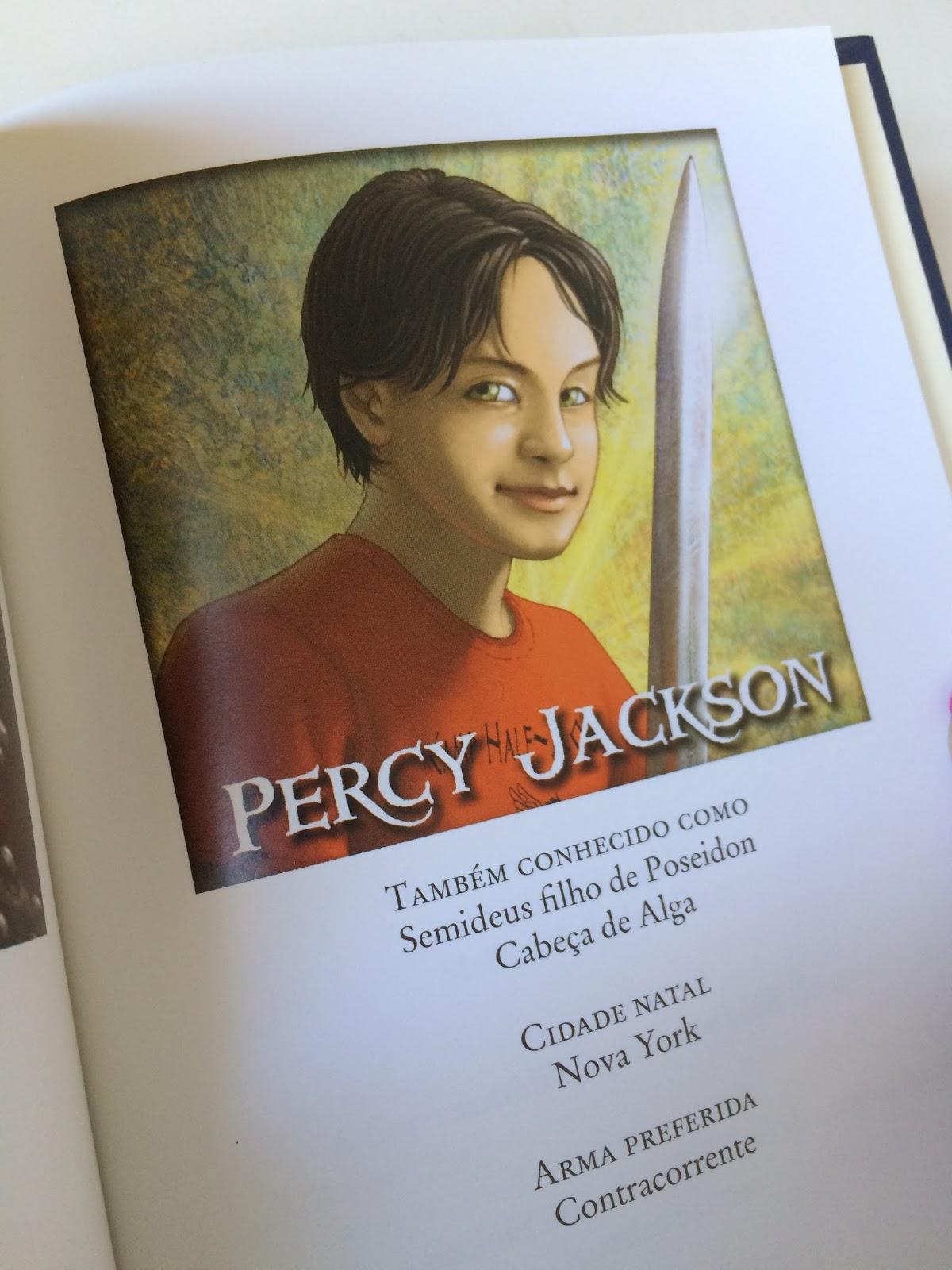 percy jackson e os arquivos do semideus