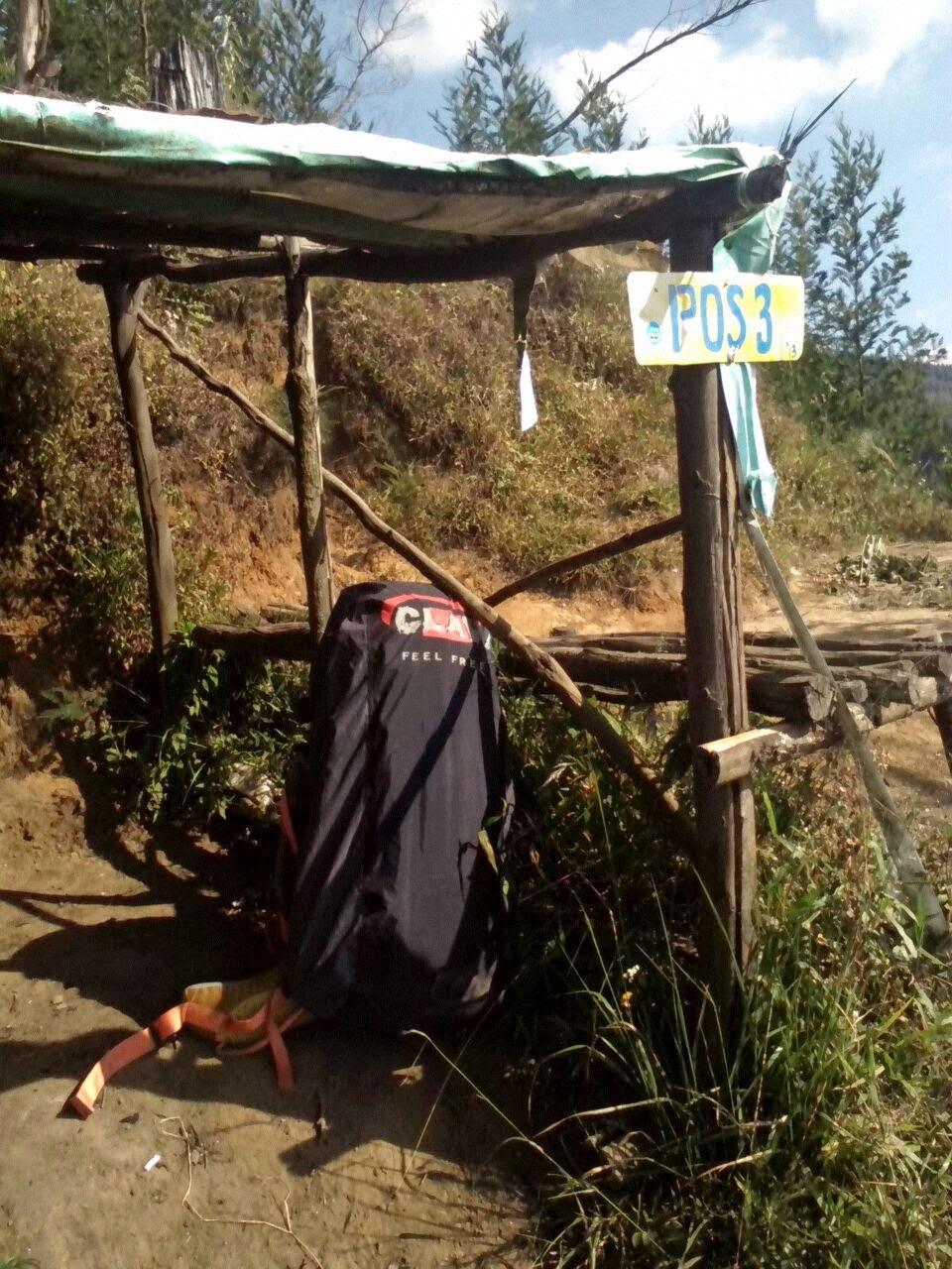 Pos.3 Gunung Lawu Via Cetho