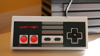 Finally an NES Controller For Left-Handed Gamers