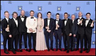 Globos de Oro 2017 - La ciudad de las estrellas ya es la película más laureada por los Globos de Oro