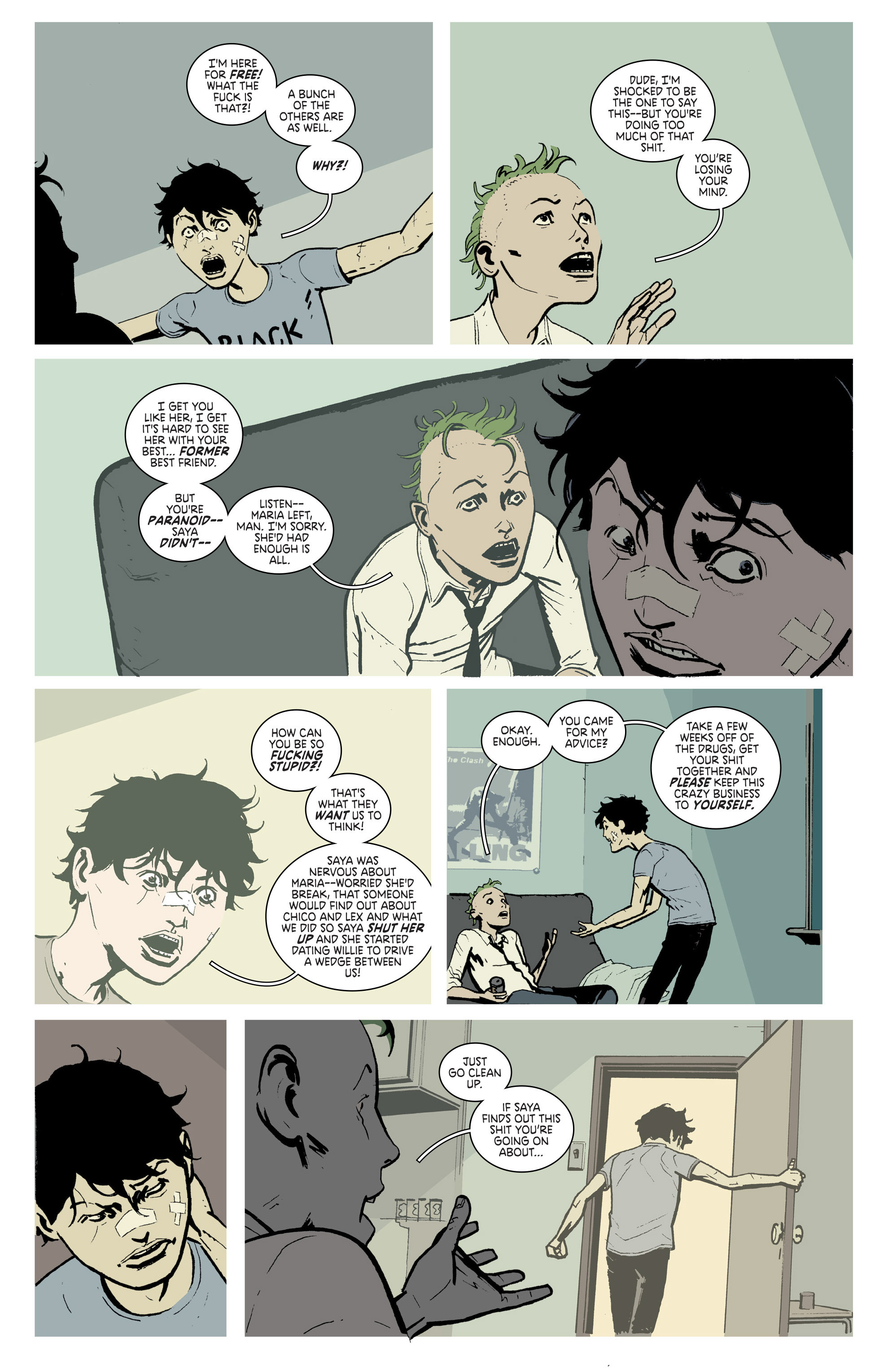 Read online Deadly Class comic -  Issue # _TPB 3 - 75