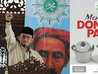 Heboh, Muhammadiyah Serukan  Donasi PANCI, Kenapa Panci? Ini Sebabnya ...