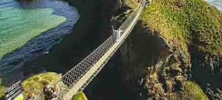 Jembatan Carrick-a-Rede Rope