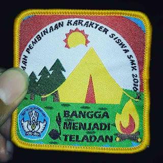 Badge Kepak SMK 2016