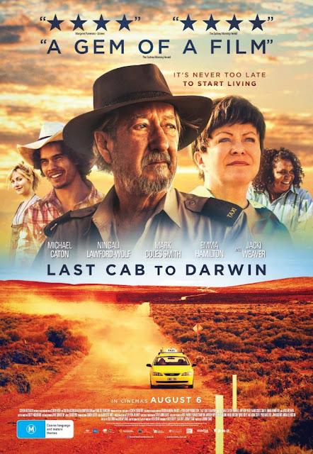 Sinopsis Film Last Cab to Darwin (2015)
