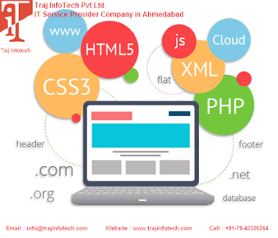 Web Development - Traj InfoTech