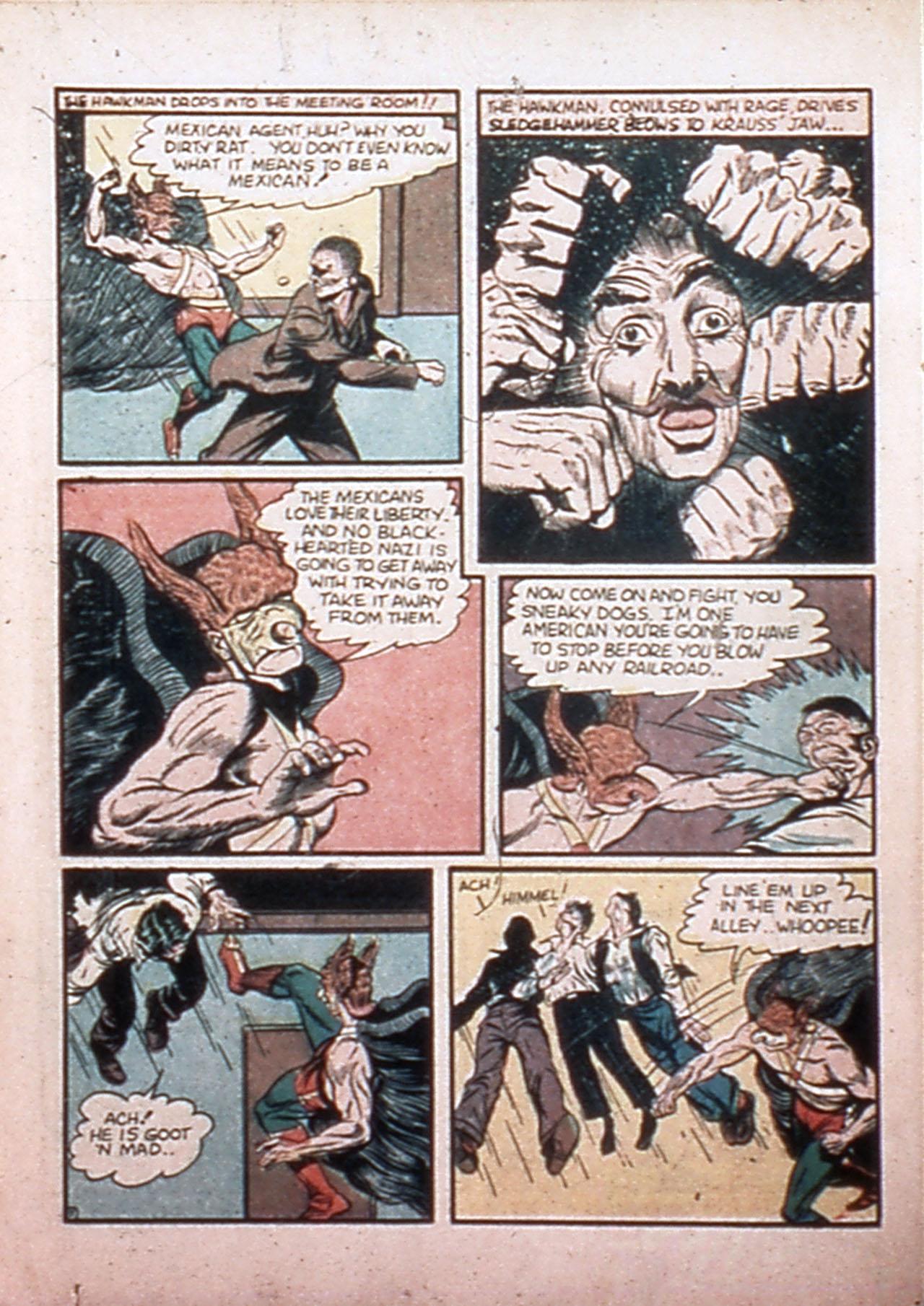 Read online All-Star Comics comic -  Issue #9 - 12