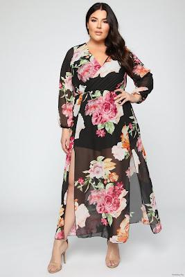 Modelos de Vestidos para Gorditas