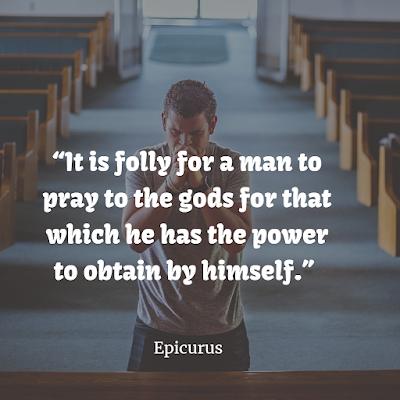 Top Epicurus Quotes