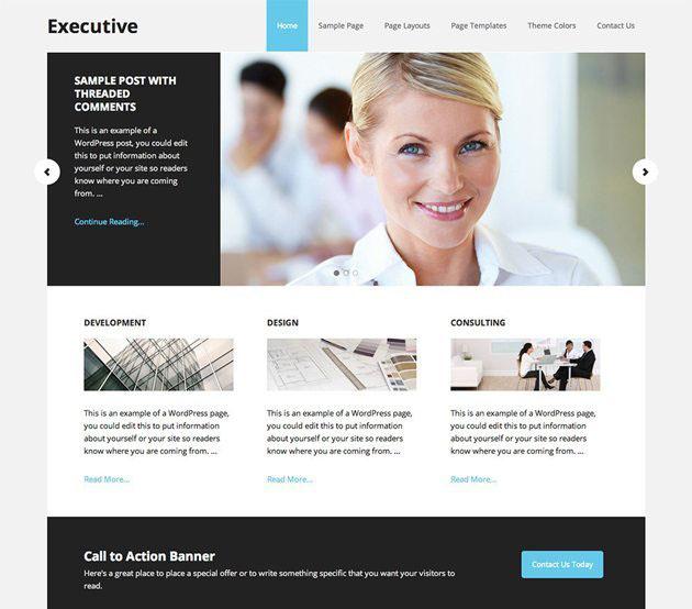 executive-theme