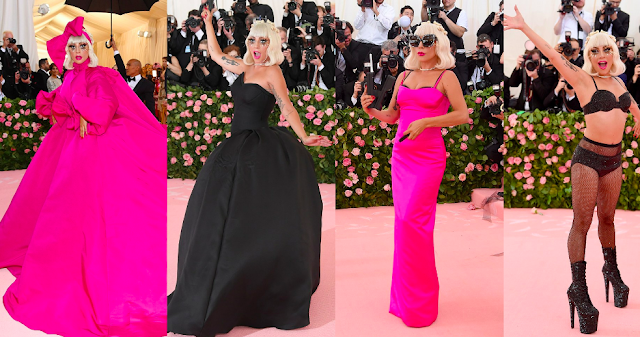 Met Gala 2019 / Camp: Notes on Fashion