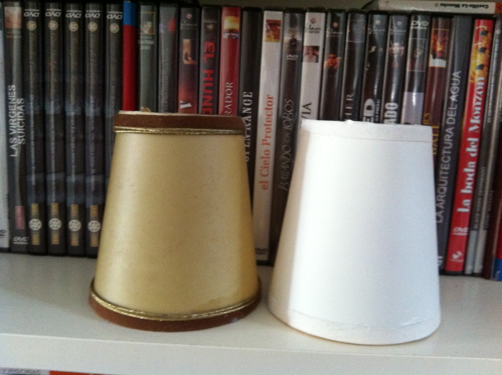 Septiembre 2011 ministry of deco - Pintar lamparas de techo ...