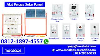 Alat Peraga Solar Panel