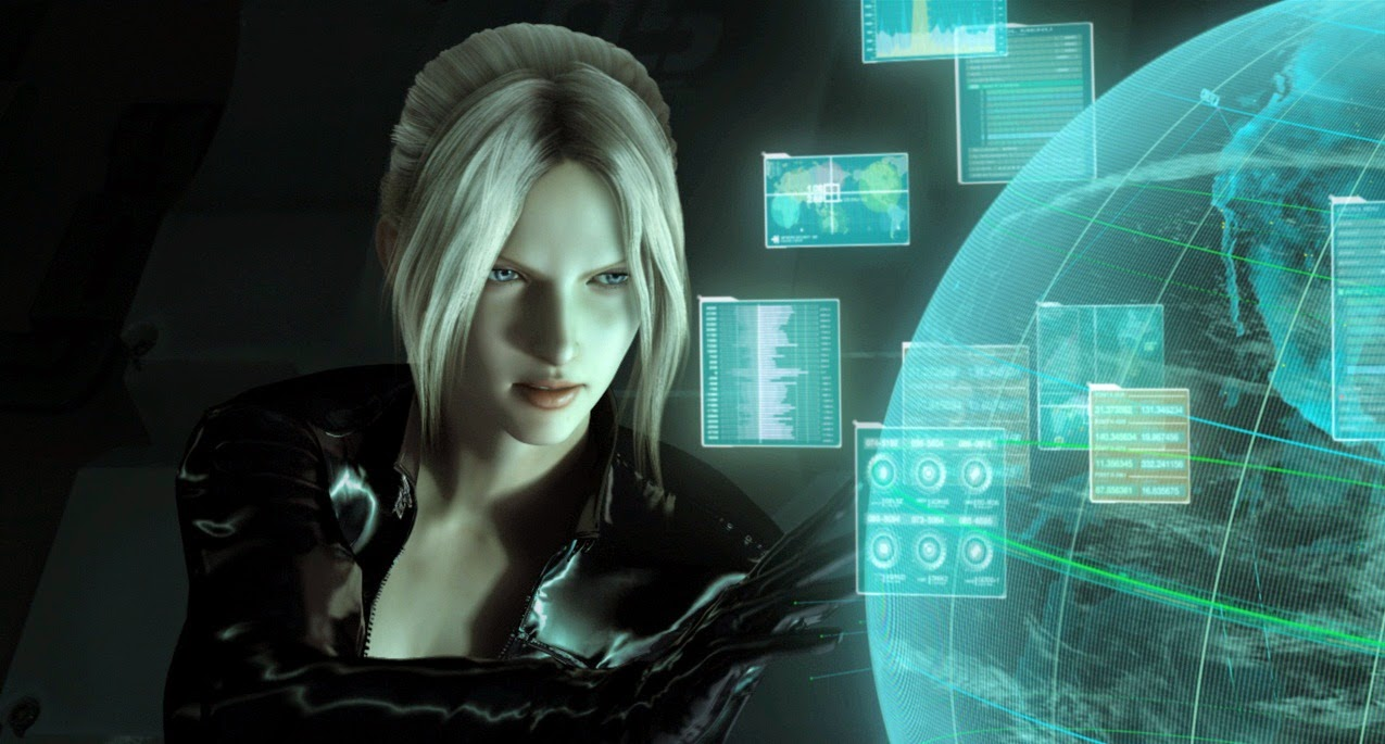 Nina Williams, Intel, Mishima Zaibatsu, Blood Vengeance, Tekken, Tekken movie
