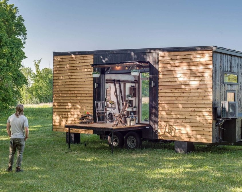 80+ Most Inspiring Tiny Houses on Wheels