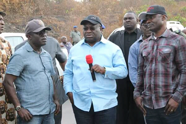 Abia Media Tour: Come and see Ikpeazu's impactful footprints