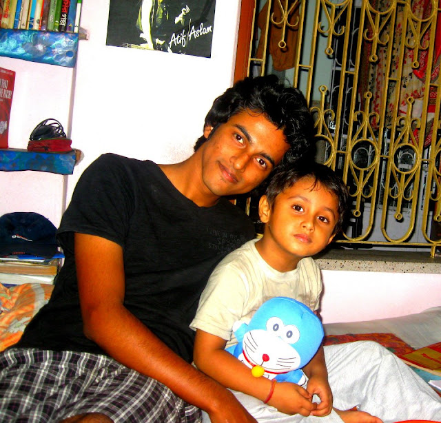 Sourajit Saha's Nephew Rick 6