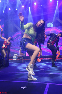 Sunny Leone Dancing on stage At Rogue Movie Audio Music Launch ~  158.JPG