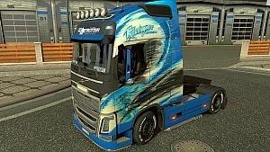 RThurhagens Volvo skin