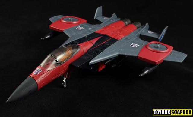 masterpiece thrust vtol jet