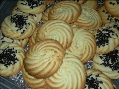 Evil Italian Butter Cookies