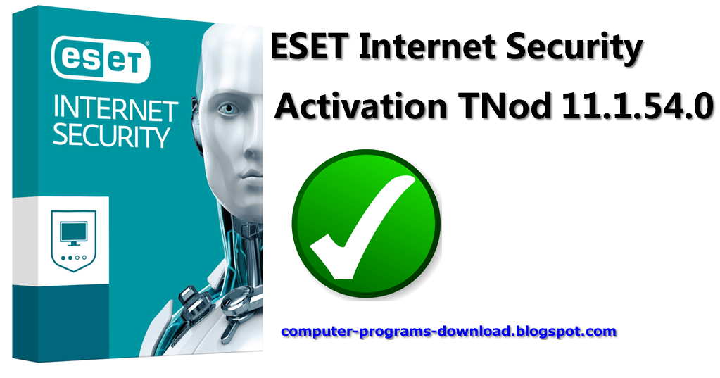 license keys for eset nod32 antivirus & smart security 11.1.54.0