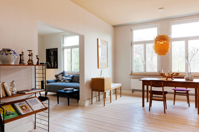 Design Apartment To Rent In Germany