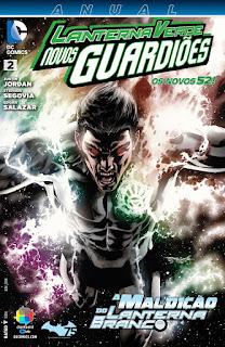 Os Novos 52! Lanterna Verde - Os Novos Guardiões - Anual #2