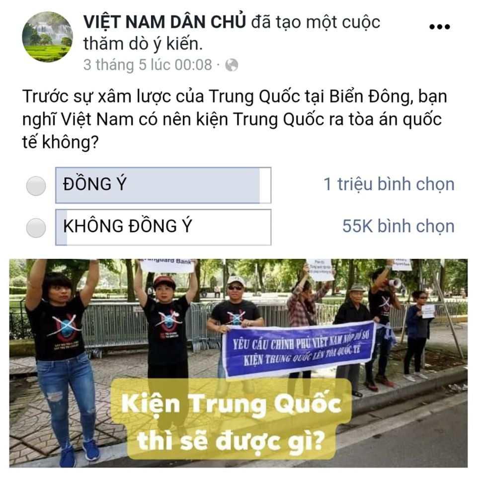 Việt Nam được gì khi kiện Trung Quốc ra tòa Quốc tế