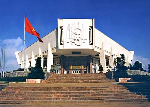 Bảo tàng HCM.