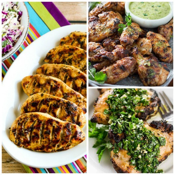 20 Amazing Low-Carb Grilled Chicken Recipes