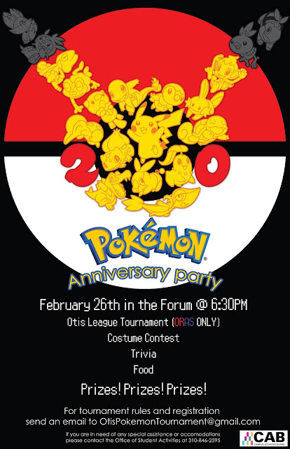 Pokemon Poster
