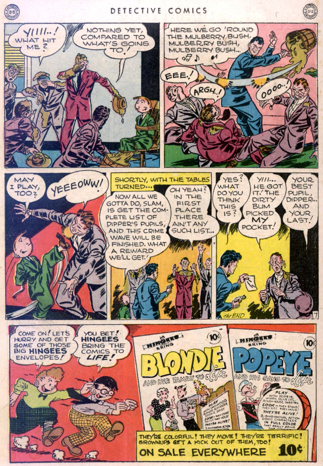 Read online Detective Comics (1937) comic -  Issue #106 - 26