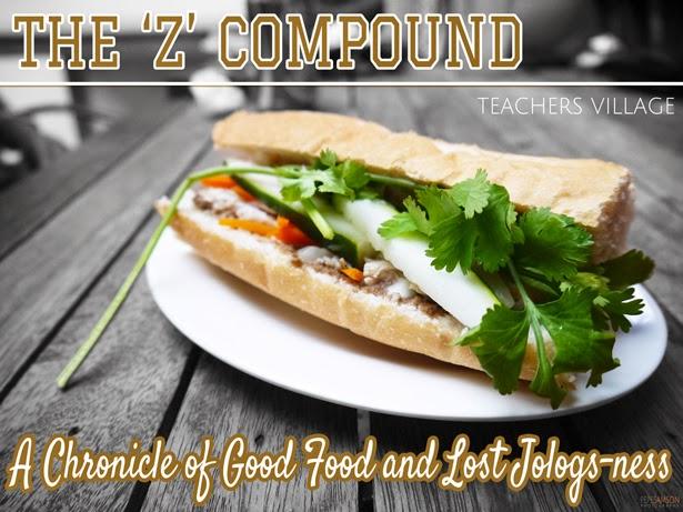 The Z Compound in Teachers' Village